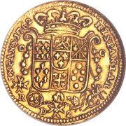 2 ducati - Fernando IV – revers