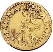 2 scudo d'Oro - Carlo V – revers