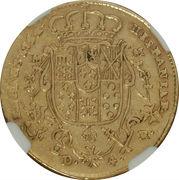 4 ducati - Carlo I – revers
