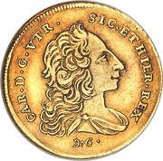 6 ducati - Carlos III – avers