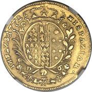 6 Ducati - Ferdinando IV – revers