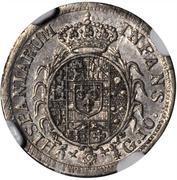10 grana - Ferdinando IV – revers