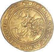 Ducato e Mezzo - Alfonso I – avers