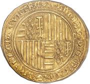 Ducato e Mezzo - Alfonso I – revers