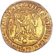 Saluto d'Or - Carlo II – avers