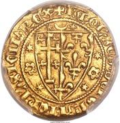 Saluto d'Or - Carlo II – revers