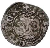 1 Denaro - Charles II d'Anjou – avers