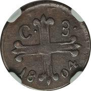 3 Cavalli - Ferdinando IV – revers