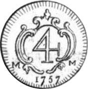 4 cavalli Carlo – revers