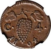 4 cavalli - Fernando IV – revers