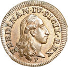 4 Cavalli - Fernando IV – avers