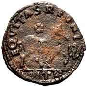 Cavallo - Ferdinando I d'Aragona (Napoli mint) – revers