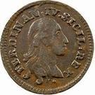 1 tornese Ferdinando IV – avers