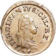 9 cavalli - Fernando IV – avers