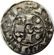1 Bolognino - Jeanne II de Naples – avers