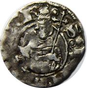 1 Bolognino - Jeanne II de Naples – revers