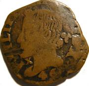 Grano (2 Tornesi) Felipe IV – avers