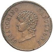 10 Centesimi - Joachim Murat