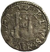 1 Cinquina - Carlo V – revers