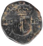 1 Grano - Felipe IV – revers
