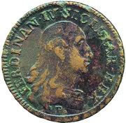 1 grano - Ferdinando IV – avers