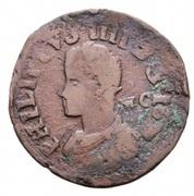 1 pubblica Filippo IV – avers