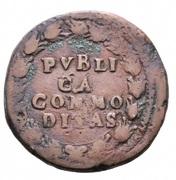 1 pubblica Filippo IV – revers