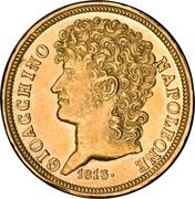 20 Lire - Joachim Murat – avers
