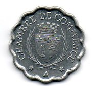 25 centimes - Chambre de Commerce - Narbonne [11] – avers