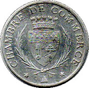 10 centimes - Chambre de Commerce - Narbonne [11] – avers