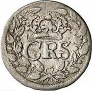 2 rundstück Charles XI (avec ribbon) – avers