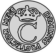 4 rundstück Carl XI (sans cercle intérieur de le revers) – avers