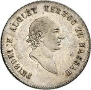 20 Kreuzer - Friedrich August – avers
