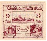 50 Heller (Natternbach) -  avers