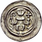 1 Brakteat - Engelhardt II. von Meissen – avers