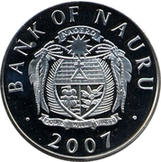 1 dollar (histoire de la Royal Air Force) – avers