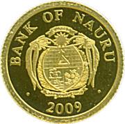 5 Dollars / Investment Philarmonic Gold Coin – avers