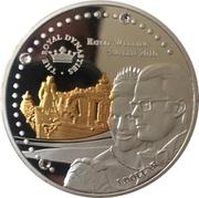 1 Dollar (Royal Wedding Sweden) – revers
