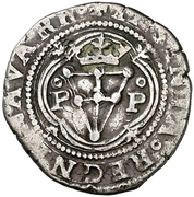 8 cornados Philippe IV – revers