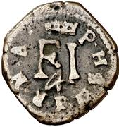 4 cornados Philippe IV – avers