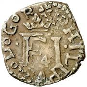 4 Cornados Philippe II – avers