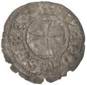 Dinero Charles II – avers