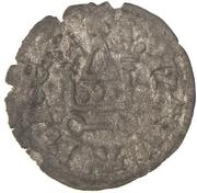 Dinero Charles II – revers