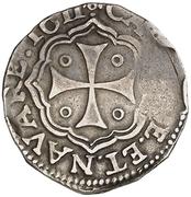 1 real Philippe III -  avers