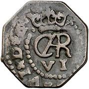 4 cornados Charles III – avers