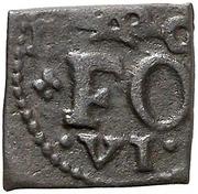 Cornado Ferdinand VI – avers