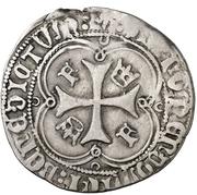 1 real Ferdinand II – revers
