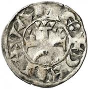 Dinero Thibaut II – avers