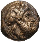 Bronze Æ16 (Naxos) – avers