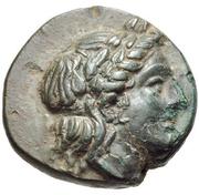 Bronze Æ11 (Neandria) – avers